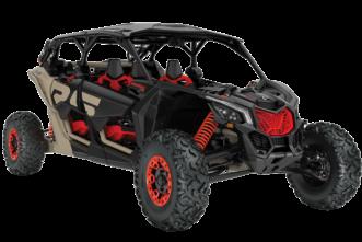 Maverick MAX XRS Turbo RR (Smart-Shox)