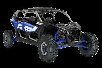 MAVERICK MAX X RS TURBO RR SMART-SHOX