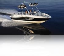 Модель Sea Ray 185 Sport
