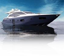 Модель Absolute 70 (Моторные яхты Absolute)