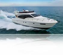 Модель Ferretti 470 (Модельный ряд яхт Ferratti)