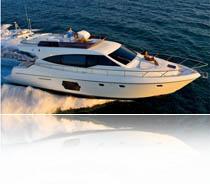 Модель Ferretti 510 (Модельный ряд яхт Ferratti)