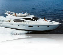 Модель Ferretti 551 (Модельный ряд яхт Ferratti)