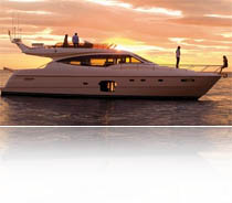 Модель Ferretti 592 (Модельный ряд яхт Ferratti)