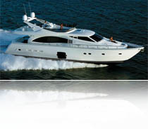 Модель Ferretti 731 (Модельный ряд яхт Ferratti)