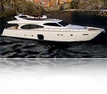 Модель Ferretti 780 (Модельный ряд яхт Ferratti)
