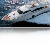 Модель Ferretti 830 (Модельный ряд яхт Ferratti)