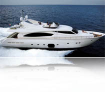 Модель Ferretti 881 (Модельный ряд яхт Ferratti)