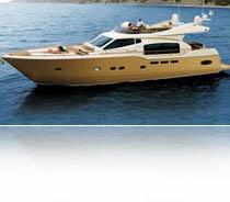 Модель Ferretti Altura 690 (Модельный ряд яхт Ferratti)