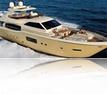 Модель Ferretti Altura 840 (Модельный ряд яхт Ferratti)