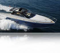 Модель SC47 (Модельный ряд элитных спортивных лодок Sealine)
