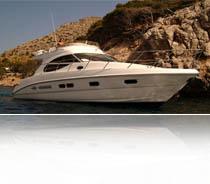 Модель F42/5 (Модельный ряд элитных спортивных лодок Sealine)