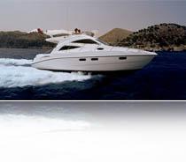 Модель F34 (Модельный ряд элитных спортивных лодок Sealine)