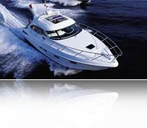 Модель SC39 (Модельный ряд элитных спортивных лодок Sealine)