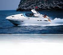 Модель S42 (Модельный ряд элитных спортивных лодок Sealine)
