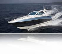 Модель SC38 (Модельный ряд элитных спортивных лодок Sealine)