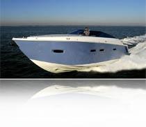 Модель 35 Sport (Модельный ряд элитных спортивных лодок Sealine)