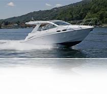 Модель SC29 (Модельный ряд элитных спортивных лодок Sealine)