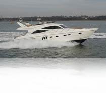 Модель T60 Aura (Модельный ряд элитных спортивных лодок Sealine)