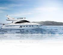 Модель T50 (Модельный ряд элитных спортивных лодок Sealine)