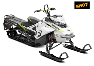 FREERIDE 850 154″ SHOT