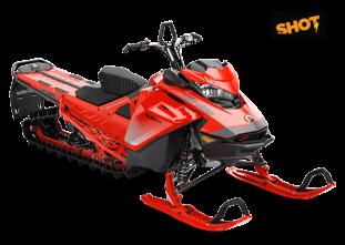 SUMMIT X 154″ 850 E-TEC SHOT