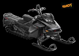 SUMMIT X 165″ 850 E-TEC SHOT